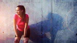 consapevolezza nello sport ragazza