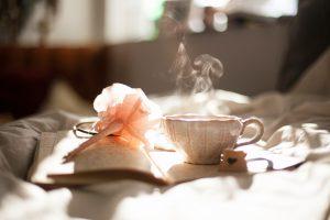 meditazione e cervello tazza