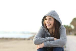 autostima frasi motivazionali ragazza