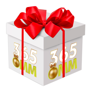 pacco regalo 365 omm