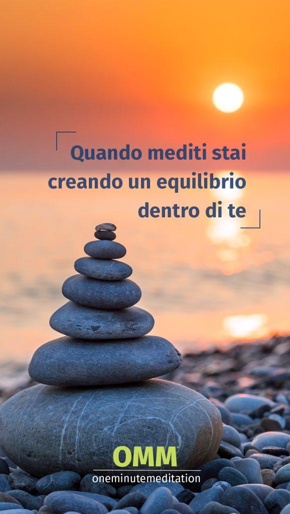 sfondi con frasi sulla meditazione